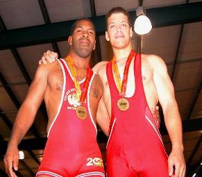 from Payton gay sydney wrestling