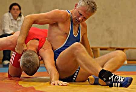 Gay club wrestling